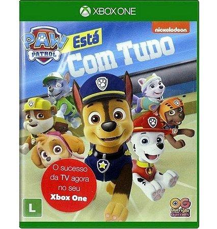 Paw Patrol Está com Tudo - Xbox One