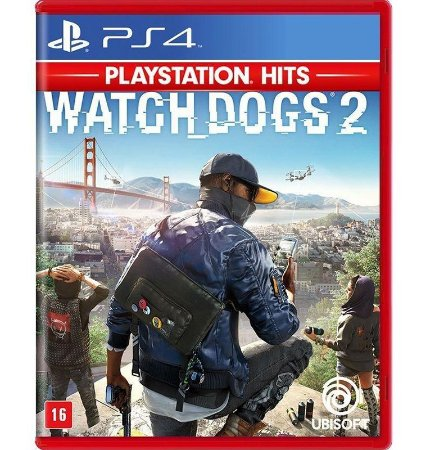 Watch Dogs 2 Playstation Hits - PlayStation 4
