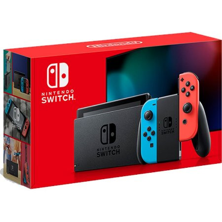 Nintendo Switch Neon Novo Modelo