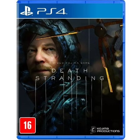 Death Stranding - PlayStation 4