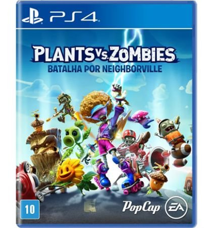 Plants vs Zombies Batalha por Neighborville - PlayStation 4