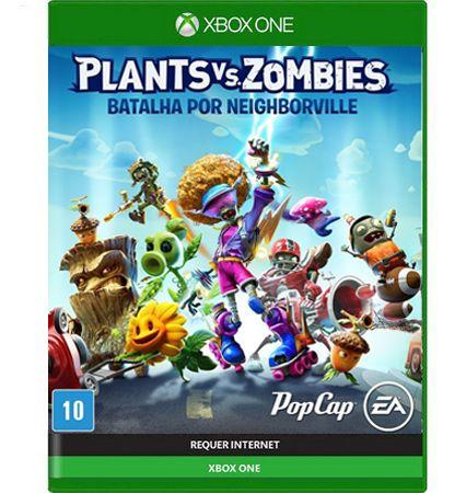 Plants vs Zombies Batalha por Neighborville - Xbox One