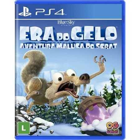 Era do Gelo: Aventura Maluca do Scrat - PlayStation 4