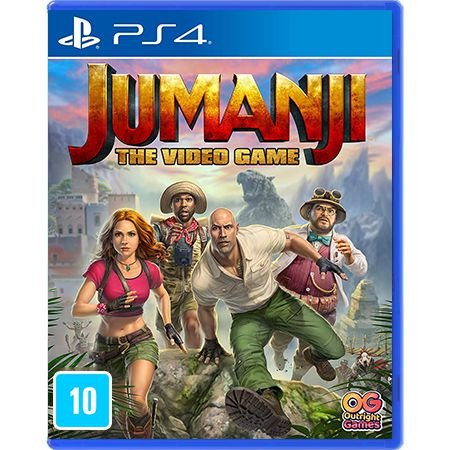 Jumanji The Video Game - PlayStation 4