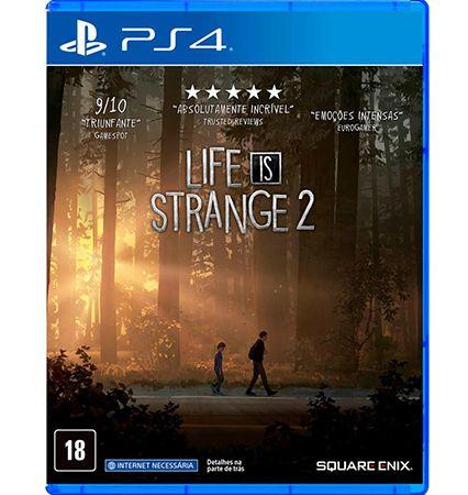 Life Is Strange 2  - PlayStation 4