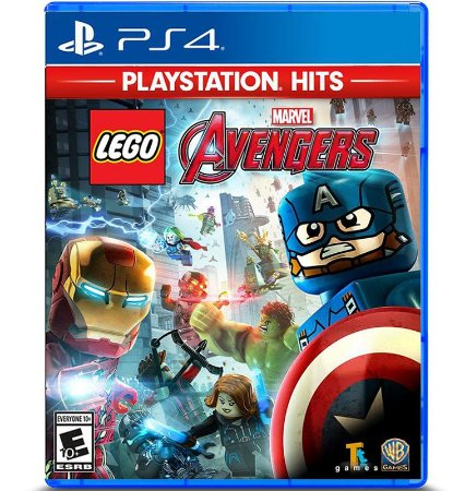 Lego Marvel Avengers Playstation Hits- PlayStation 4