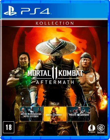 Mortal Kombat 11: Aftermath Kollection - PlayStation 4