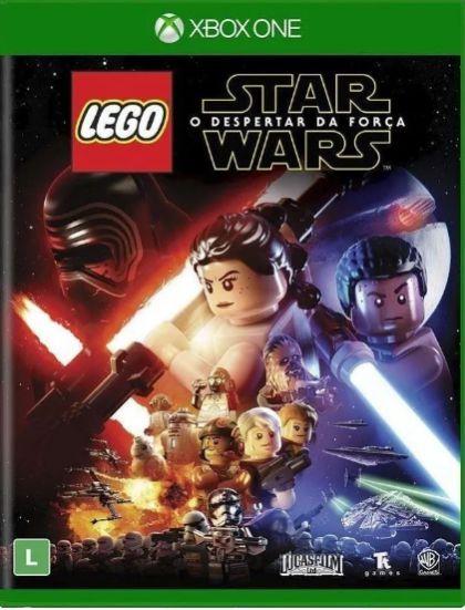 LEGO STAR WARS - DESPERTAR DA FORÇA - XBOX ONE.