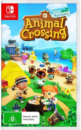 Animal Crossing - Nintendo Switch