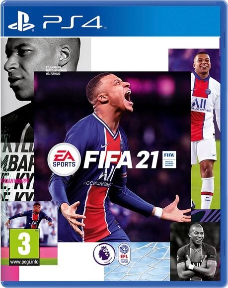 FIFA 2021 - Playstation 4
