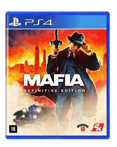Mafia Definitive Edition - PS4