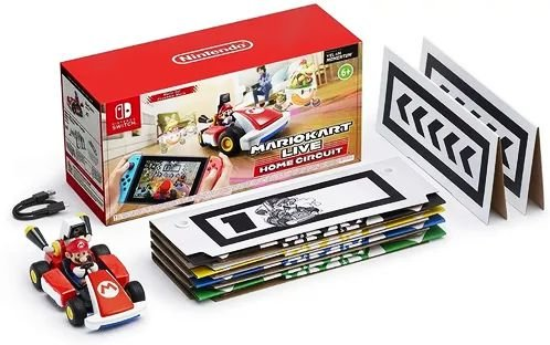 MARIO KART LIVE home circuit MARIO SET EDITION - SWITCH