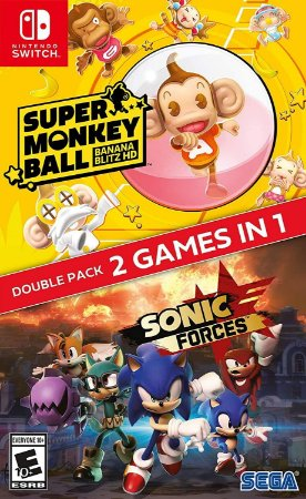 Super Monkey Ball + Sonic Forces
