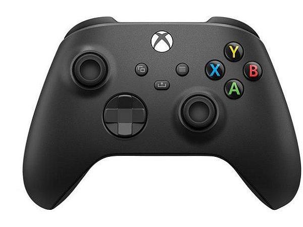Xbox Series Controle com Fio Preto