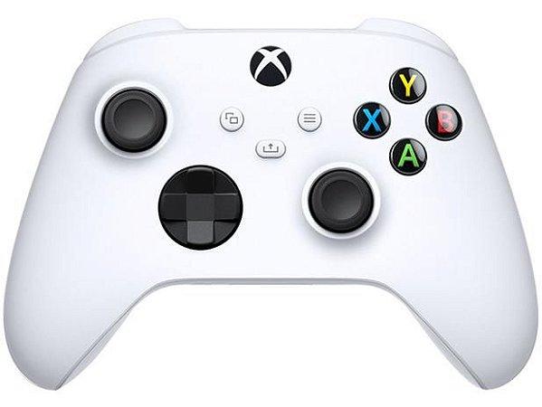 Xbox Series Controle Sem Fio Branco
