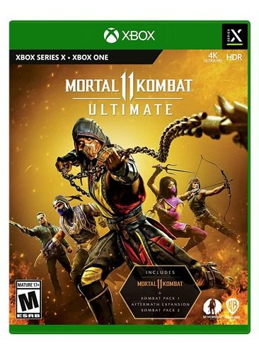 Mortal Kombat 11 Ultimate - Xbox One / Series