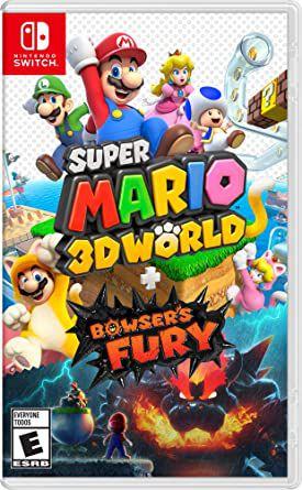super mario world + bowser fury - Nintendo Switch