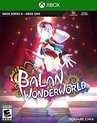 Balan Wonderworld - Xbox One / Series