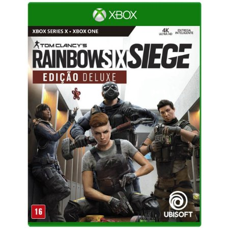 Rainbow Six Siege Deluxe - Xbox One