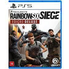 Rainbow Six Siege Deluxe - Playstation 5