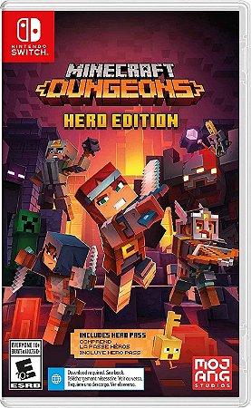 Minecraft Dungeons - Hero Edition - Nintendo Switch