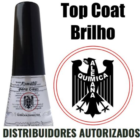 Base Brilho - Top Coat