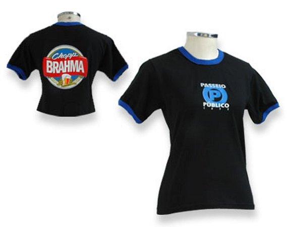 Camiseta (Básica e Pólo) Masculina e Feminina