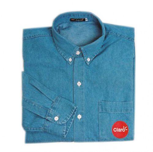 f09d6d2cae Camisa social e camisa jeans - Brindes personalizados e presentes ...