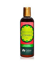 Condicionador Copaiba Orgânico Natural Vegano (Cativa)