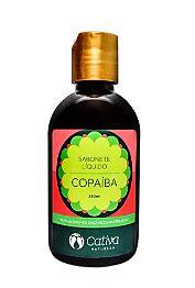 Sabonete Liquido Copaíba Orgânico Natural Vegano (Cativa)