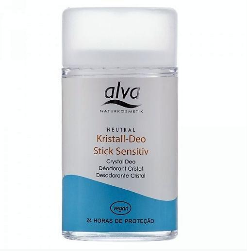 DESODORANTE STICK KRISTALL SENSITIVE ALVA