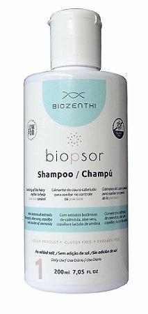 SHAMPOO BIOPSOR - 200 ML (PSORÍASE)