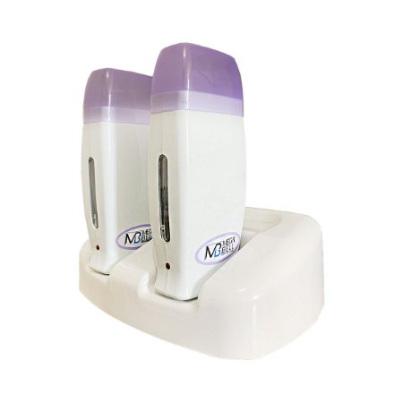 Kit Base Dupla Com 2 Aquecedores de cera Roll-on - Lilás