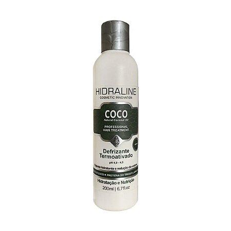 Hidraline Coco Defrizante Termoativado 200ml