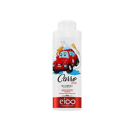 Eico Kids Shampoo Infantil Carro Efeito Veloz 450ml
