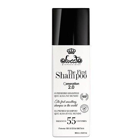 Shampoo Alisante The First Sweet Hair Progressiva 2.0 980ml