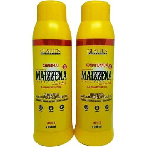 Kit Maizzena Shampoo + Condicionador