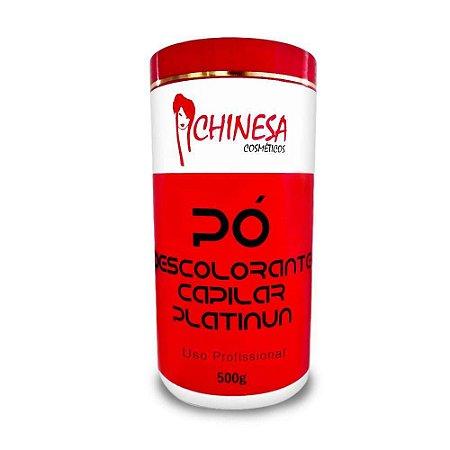 Chinesa Po Descolorante Capilar Platinum  500g