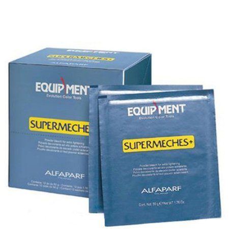 Alfaparf EquipMent Supermeches Sachê caixa com 12