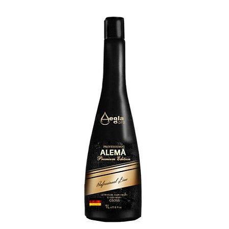 Aegla Pro - Shampoo Que Alisa Alemã 1l