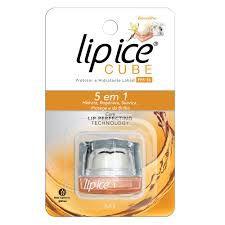 Protetor Labial Lip Ice Clube Baunilha