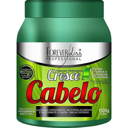 FOREVER LISS MÁSCARA CRESCE CABELO 1 kg