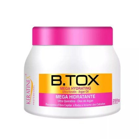 Keratinex B.tox Mega Hidratante 250g
