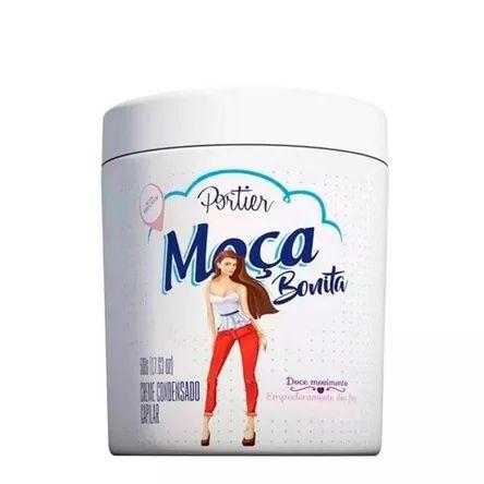 Portier Moça Bonita Creme Condensado Capilar 500g