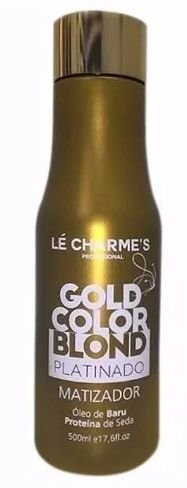 Gold Desamarelador Matizador Juju Salimeni - Intensy Color