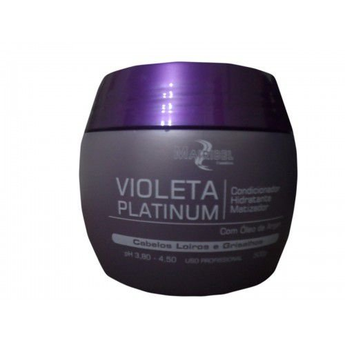 Mairibel Condicionador Hidratante Matizador Violeta 500 Grama
