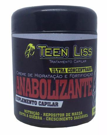 Teen Liss Anabolizante Suplemento Capilar 250g