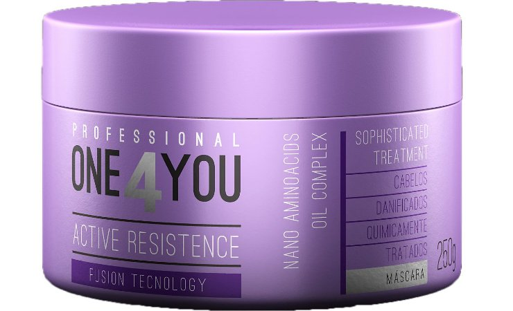 One4you Mascara Active Resistence 250ml
