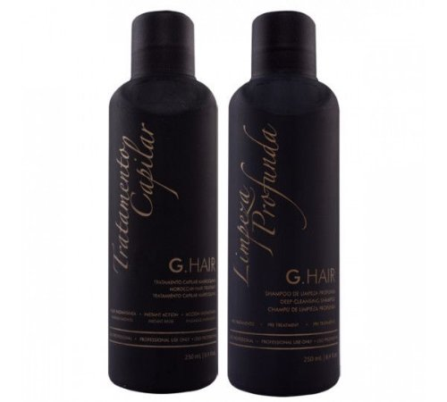 Progressiva G.Hair Marroquina 2x250ml