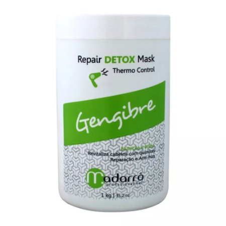 Madarro Detox Gengibre